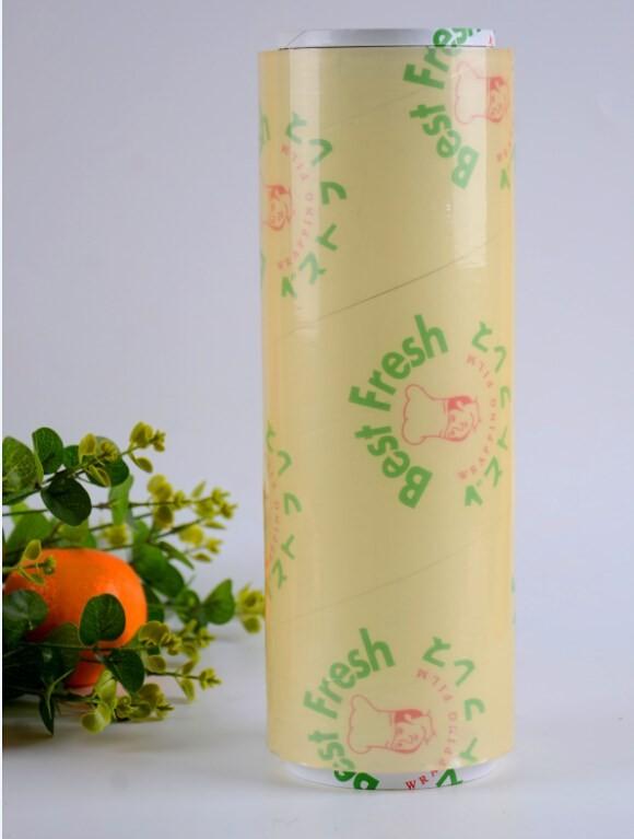 harga Jual plastik wrapping (foodgrade) lebar 40cm gulungan 500m. Tokopedia.com