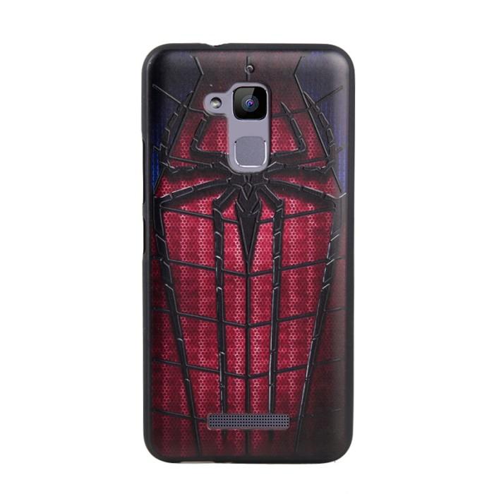 Jual ASUS Zenfone 3 Max ZC520TL Unique 3D TPU Soft Case Spider Man 120611 - DKI Jakarta - Taka Uniksho - OS | Tokopedia