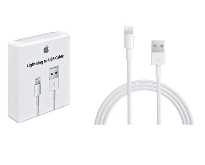 harga Kabel data/charger iphone 5/6/6+/ipad mini/ipad air Tokopedia.com
