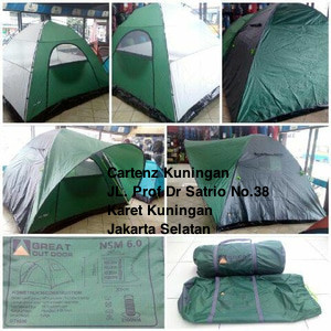 harga Tenda great outdoor nsm 6 Tokopedia.com