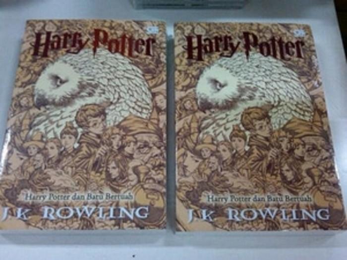 harga Harry potter dan batu bertuah (cover baru) oleh j.k. rowling Tokopedia.com