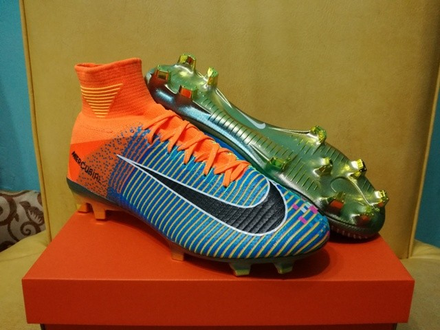 harga Sepatu bola / soccer nike mercurial x superfly ea sports - fg Tokopedia.com