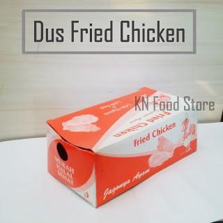 Paper Bag - kantong Fried Chicken - Kantong 500 Pcs - Kantong Kertas