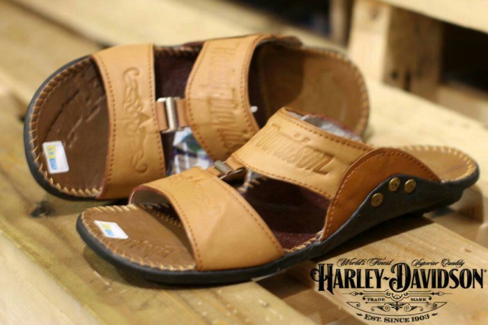 Harga Sandal Kulit Handmade  Hargano.com
