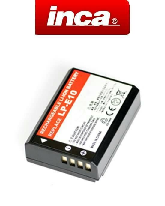 harga Lpe 10 battery canon eos 1300d 1200d 1100d kiss x70 x50 t5 t3 Tokopedia.com