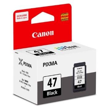 Canon catridge pg 47 black original