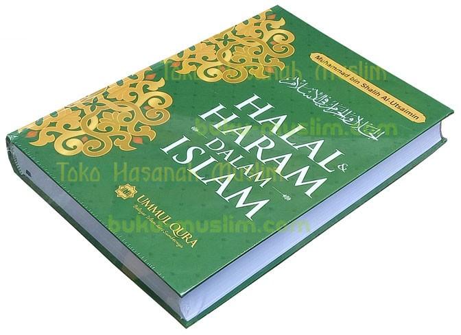 Jual Buku Halal Dan Haram Dalam Islam Kab Bantul Toko Hasanah