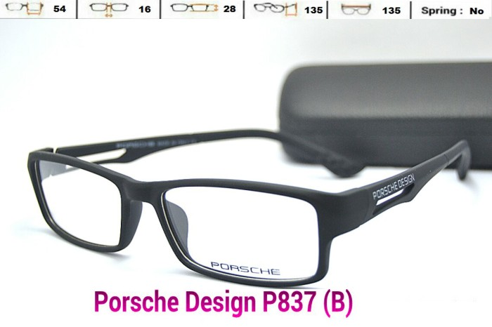 211ddac222 Kacamata Porsche Pria As27043 - Daftar Harga Termurah dan Terlengkap