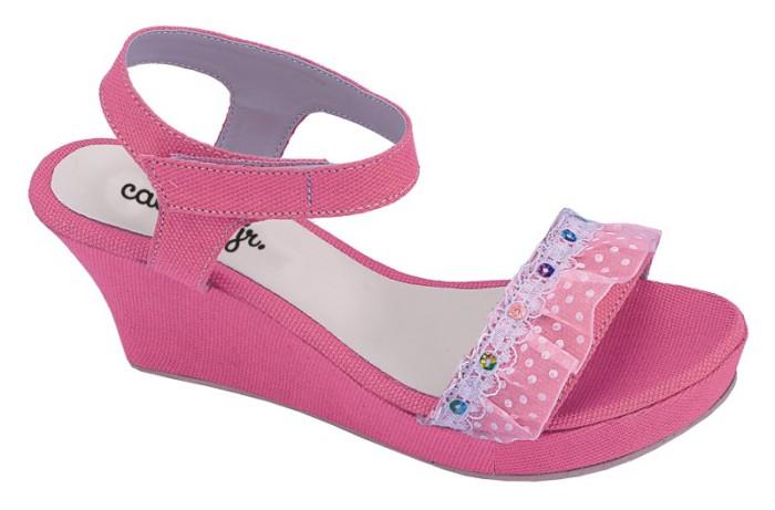 harga 006cnr sepatu sandal wedges casual/santai/pesta anak perempuan/cewek Tokopedia.com