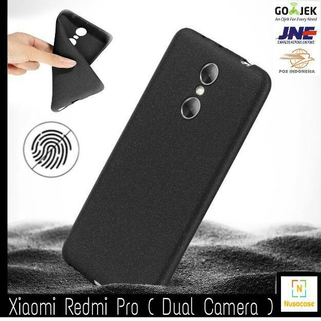 harga Xiaomi redmi pro softcase sandstone matte slimcase casing pasir Tokopedia.com