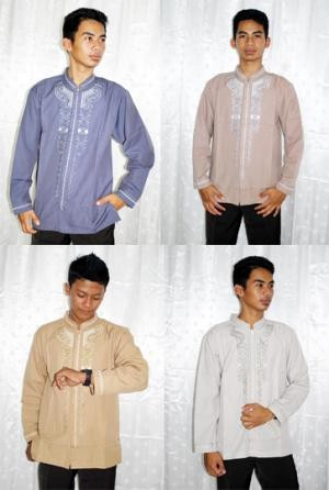 Foto Produk Baju Koko Ekslusif Al-Hikmah dari Princilia