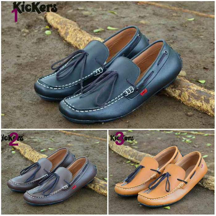 Info Sepatu Slip On Kickers Travelbon.com