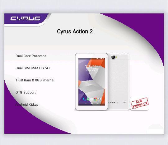 Info Cyrus Action 2 Hargano.com