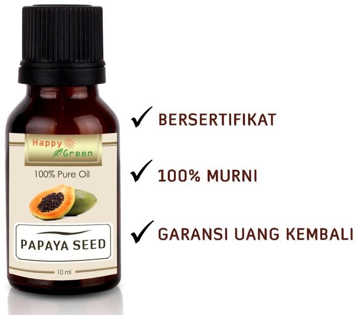 Jual Happy Green Papaya Seed Oil (10 ml) - Minyak Biji ...
