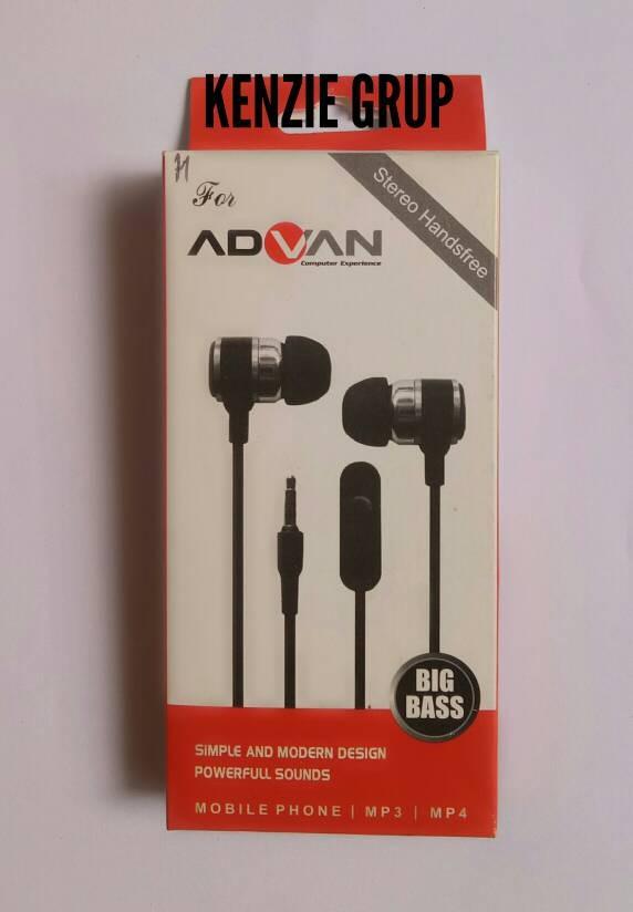 harga Handset headset advan with volume ori oem Tokopedia.com