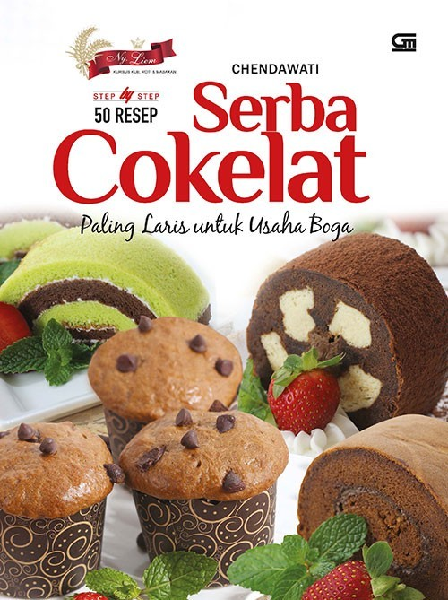harga Step 50 resep serba cokelat paling laris untuk usaha boga chendawati Tokopedia.com