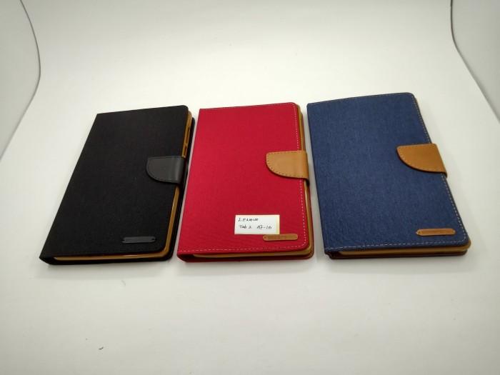 harga Canvas diary case type: lenovo tab 2 a7-10 Tokopedia.com