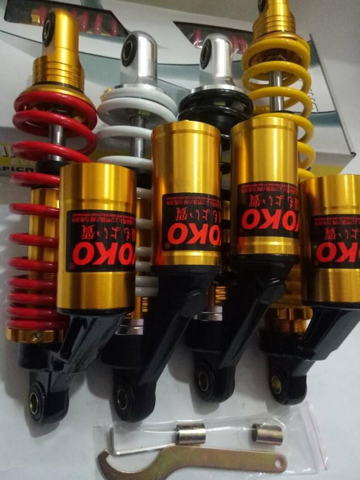 harga Shockbreaker tabung yoko/ twin shock 270 340 mm Tokopedia.com