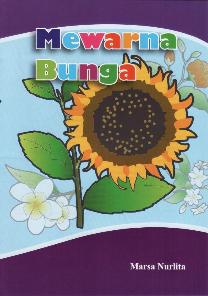 Jual Buku Mewarnai Bunga Kab Klaten Adecita Bookstore Tokopedia