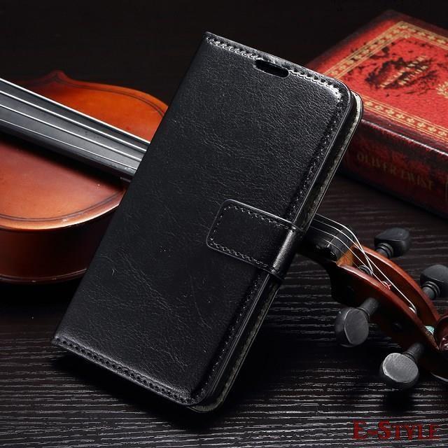 harga Leather flip cover wallet sony xperia m2 / m4 aqua case dompet kulit Tokopedia.com