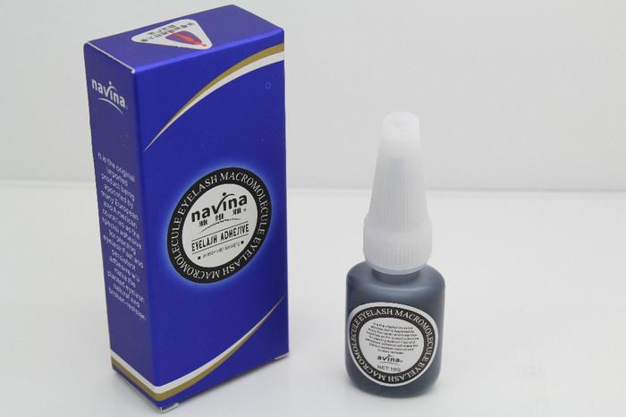 harga Navina eyelash extension glue super Tokopedia.com