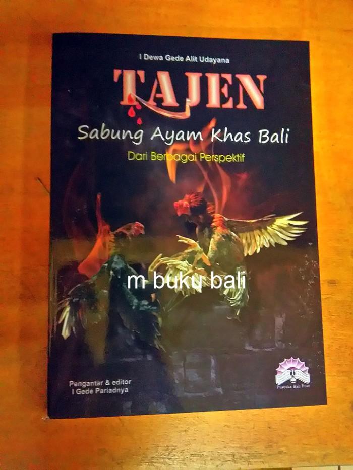 harga Tajen sabung ayam khas bali - buku bali hindu Tokopedia.com