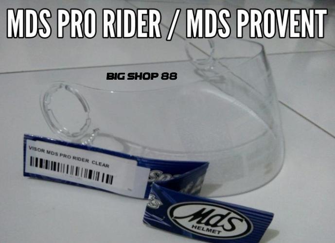 harga Kaca helm visor mds pro rider provent original part Tokopedia.com