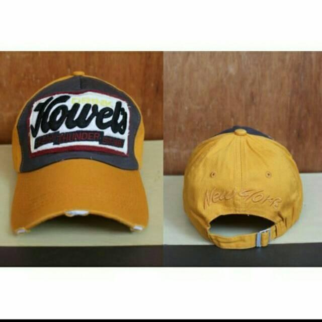 Jual Topi Baseball Drink Howels - Caps Distro  0e067efc752