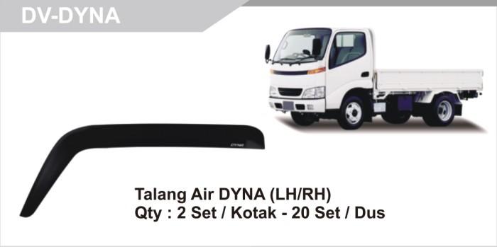 harga Talang air toyota dyna high quality/ door visor dyna high quality Tokopedia.com