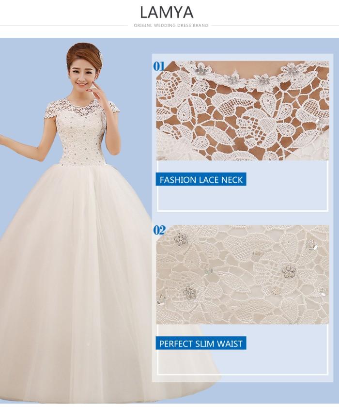 Jual Fashionable Short Bride Gowns Cheap Bridal Dresses Vestidos De Novia Kota Bandar Lampung Shope Bride Tokopedia