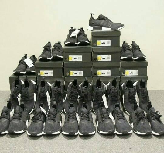 super popular 0a575 94de5 Jual Adidas NMD R1 Winter Wool Core Black (BB0679)   Ready Stock!!! -  Jakarta Barat - VIP-Project   Tokopedia