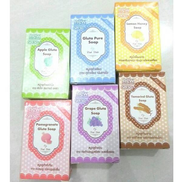 Gluta Soap (Sabun Gluta) by Wink White Import Thailand / Original 100%