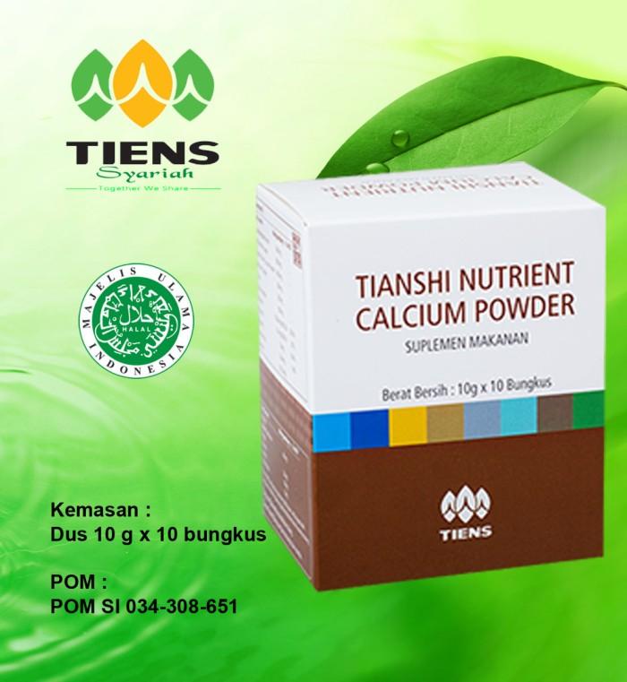 TIANSHI NUTRIENT HIGH CALCIUM POWDER NHCP PENINGGI BADAN