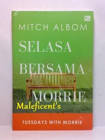 harga Tuesdays with morrie/selasa bersama morrie (mitch albom) Tokopedia.com