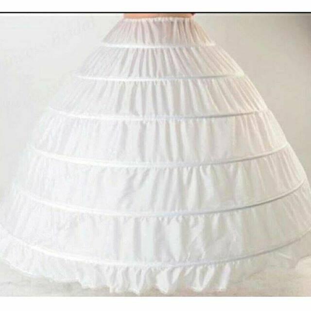 harga Petticoat ballgown Tokopedia.com