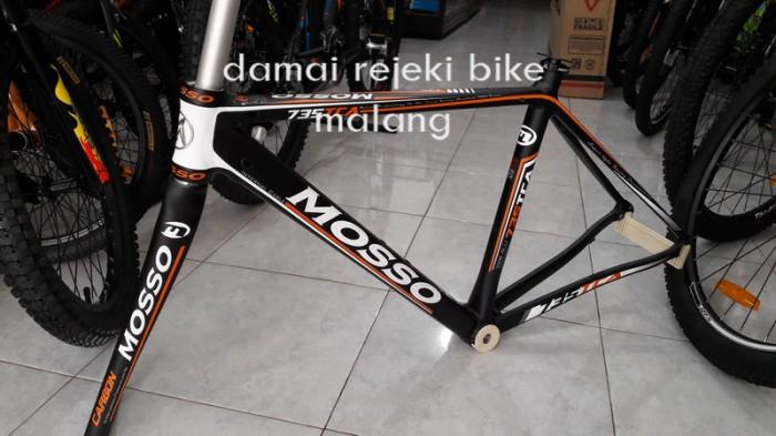 harga Frame roadbike mosso 735tca Tokopedia.com