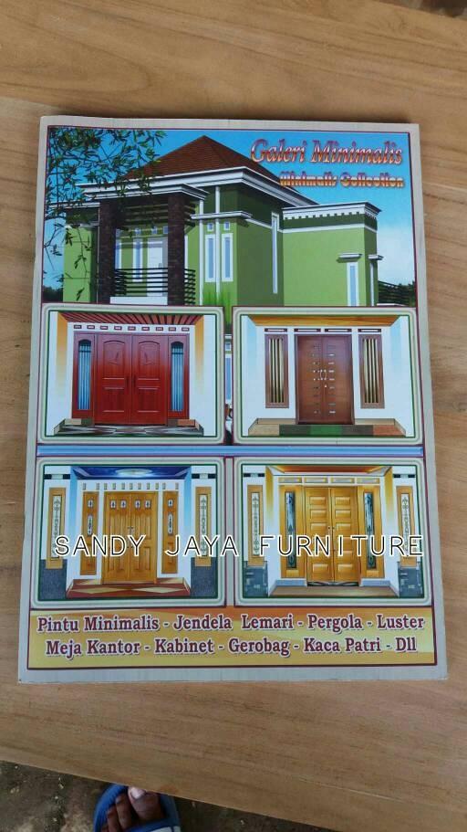 harga Katalog mebel minimalis katalog furniture katalog kusen Tokopedia.com