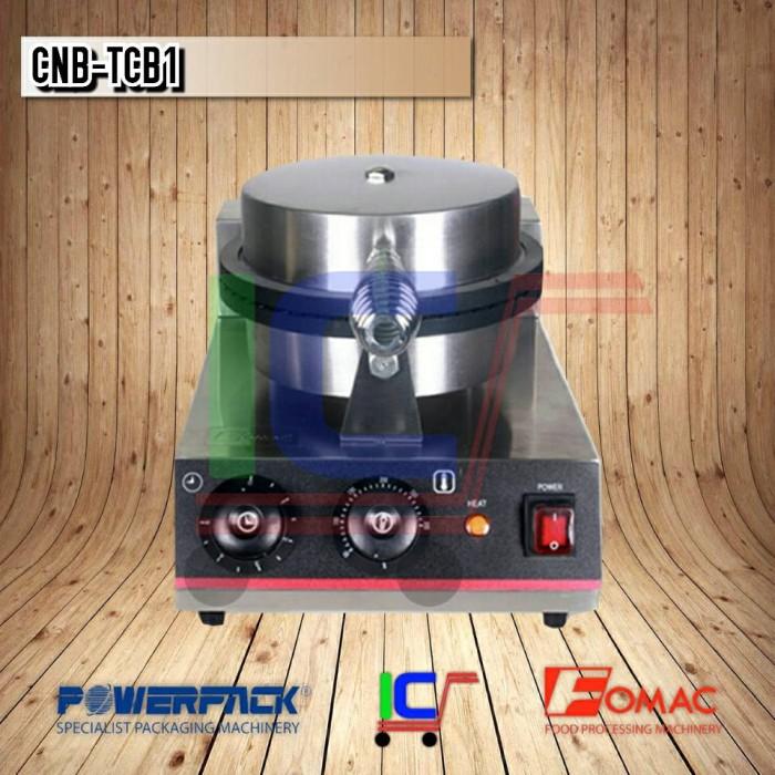harga Mesin pembuat cone/waffle ice cream/cone maker fomac cnb-tcb1 Tokopedia.com