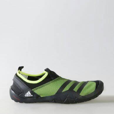 harga Sepatu casual adidas climacool jawpaw slip on hijau original murah Tokopedia.com