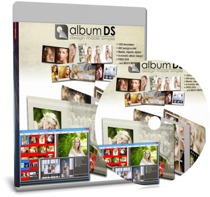 Jual Album DS 10 5 - Photobook Album Design Software for Photoshop CS- -  Kota Denpasar - 1raa | Tokopedia