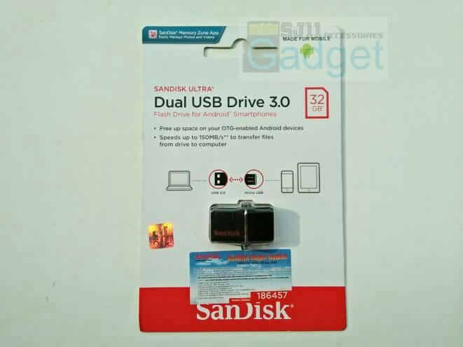harga Flashdisk otg sandisk 32gb original Tokopedia.com