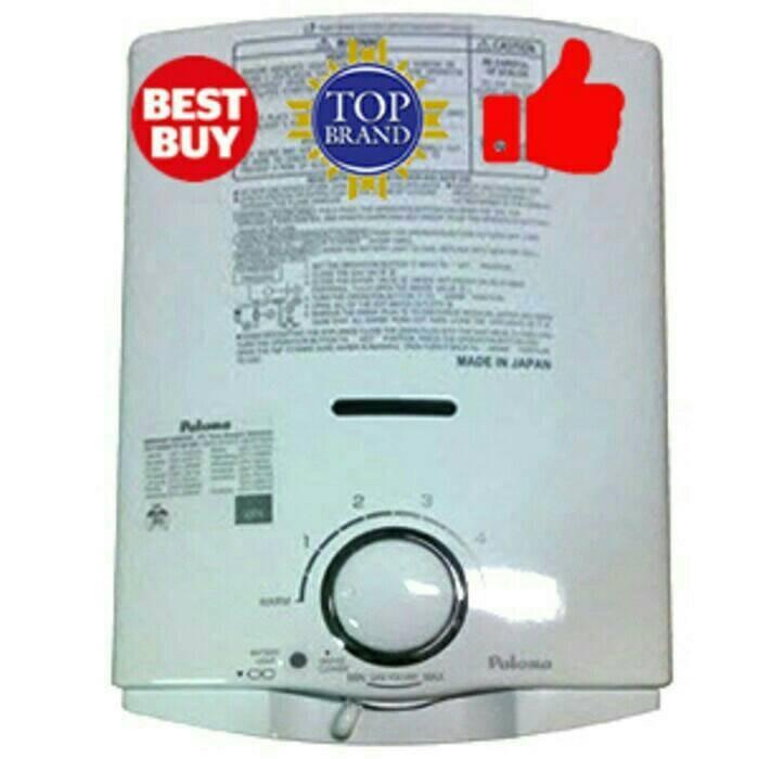 harga Water heater paloma Tokopedia.com