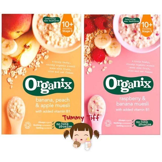 harga Organix muesli (10 month) Tokopedia.com