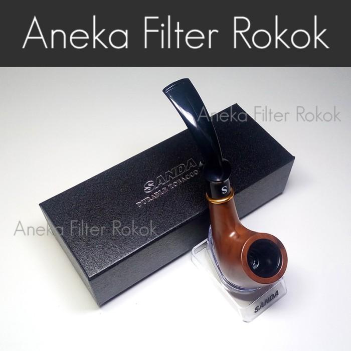 Foto Produk Pipa Cangklong Sanda SD-110 dari Aneka Filter Rokok