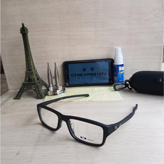 (frame+kacamata) frame kacamata o4kl*y lentur doff high quality matter