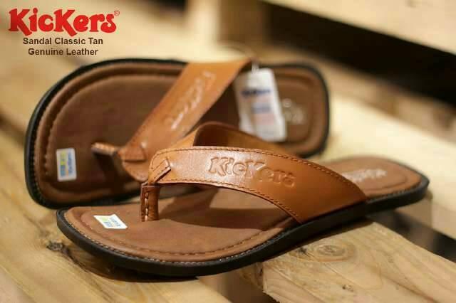 harga Sendal kulit pria casual kickers loafers men Tokopedia.com