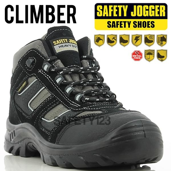 harga Jogger Climber Metal Free Composite Casual Sporty Sepatu Safety Shoes Blanja.com