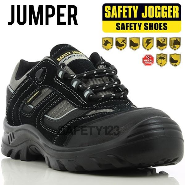 harga Jogger Jumper Metal Free Composite Casual Sporty Sepatu Safety Shoes Blanja.com