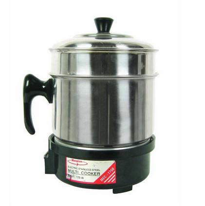 Multi cooker alat masak serbaguna maspion 300w 0.5 l mec-1750