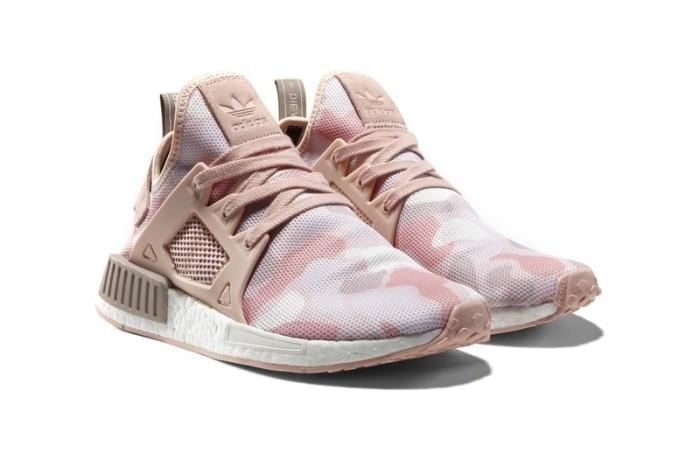 separation shoes 5d2dc c9fc1 Jual Adidas NMD XR1 W Pink Duck Camo (BA7753) 100% Original Sneakers Women  - DKI Jakarta - Footprints Indonesia | Tokopedia